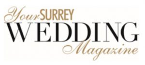 Your Surrey Wedding