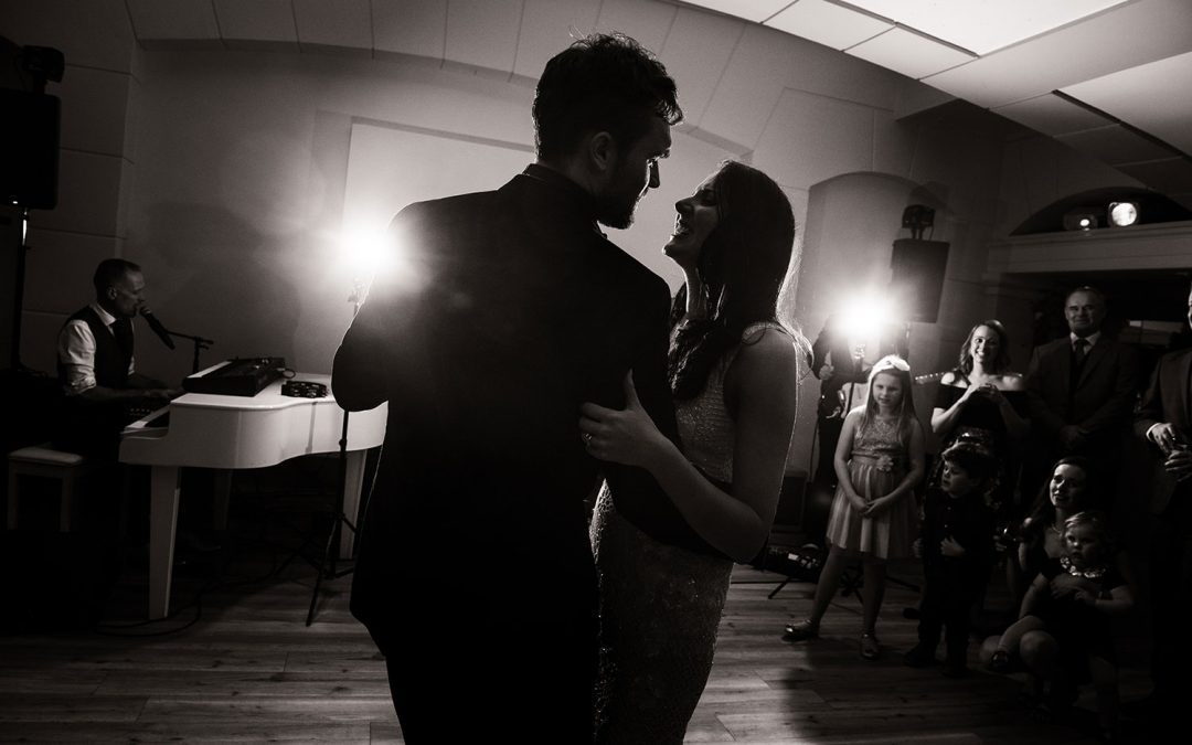 Nick and Nicoles first dance