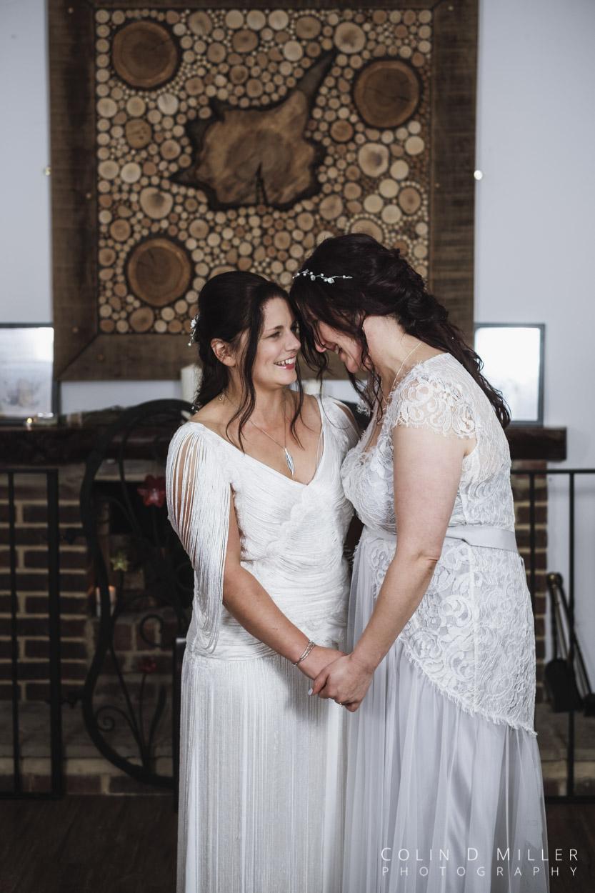 Nick and Nicole's wedding at Pembroke Lodge, Richmond