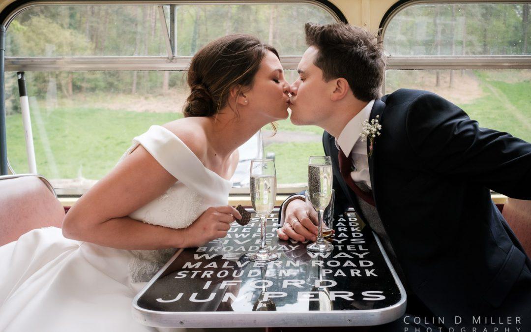 Laura and Ivan's wedding in the Surrey Hills